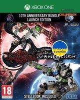Bayonetta & Vanquish (Steelbook) (XBox One)-thumb