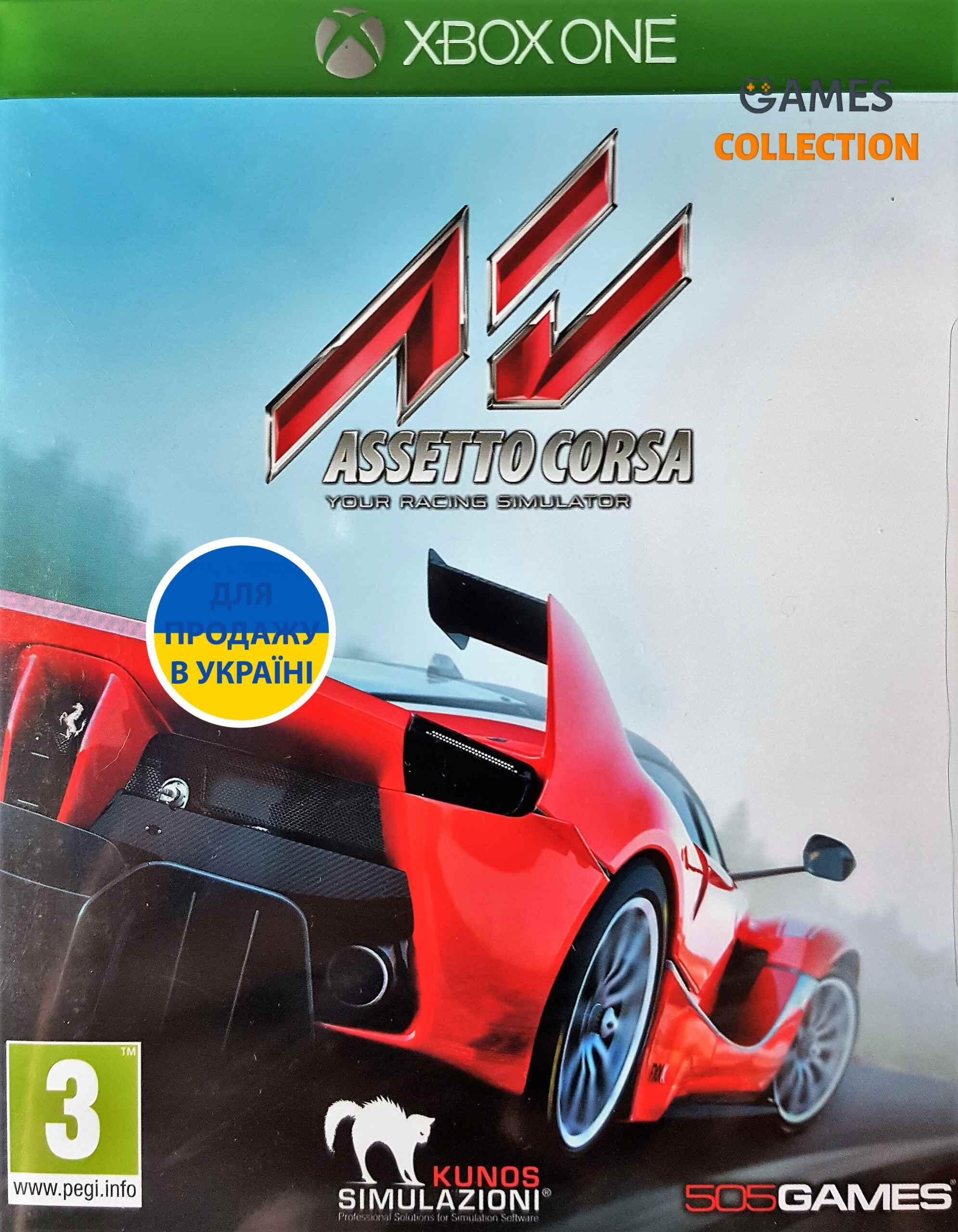 Assetto Corsa Ultimate Edition (Xbox One)-thumb
