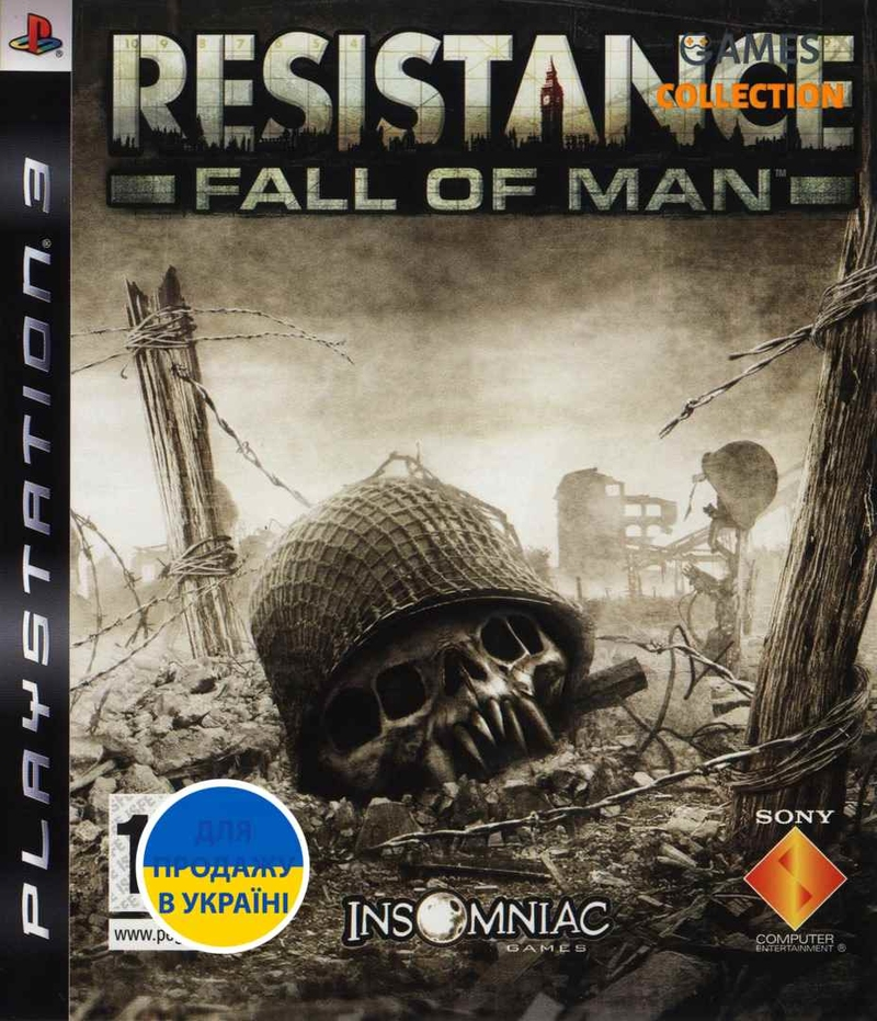 Resistance: Fall Of Man (PS3)-thumb