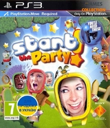 Start the Party! (PS3) Зажигай! (ESN) (PS Move)-thumb