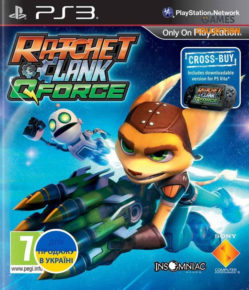Ratchet & Clank: Q Force (PS3)-thumb