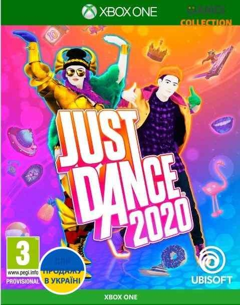 Just Dance 2020 (XBox One)-thumb