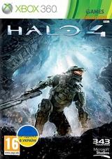 Halo 4 (XBOX360) Б/У Совместимость X ONE X-thumb