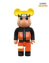 Bearbrick Naruto 400% (28 см)-thumb