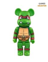 Bearbrick Raphael (TMNT) 400% (28 см)-thumb