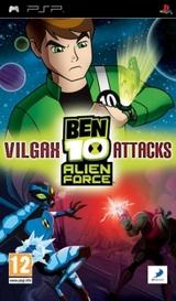 Ben 10: Alien Force Vilgax Attacks (ESN)-thumb