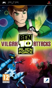 Ben 10: Alien Force Vilgax Attacks (ESN)-thumb