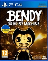 Bendy and the Ink Machine (PS4)-thumb