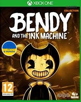Bendy and the Ink Machine (Xbox One)-thumb