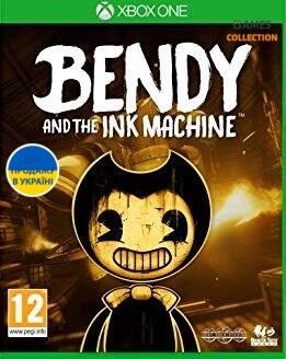 Bendy and the Ink Machine (Xbox One)-thumb