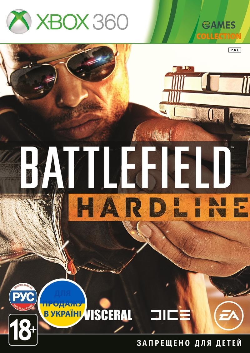 Battlefield Hardline (XBOX 360)-thumb