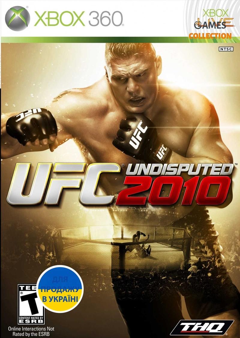 UFC 2010: Undisputed (XBOX360)-thumb