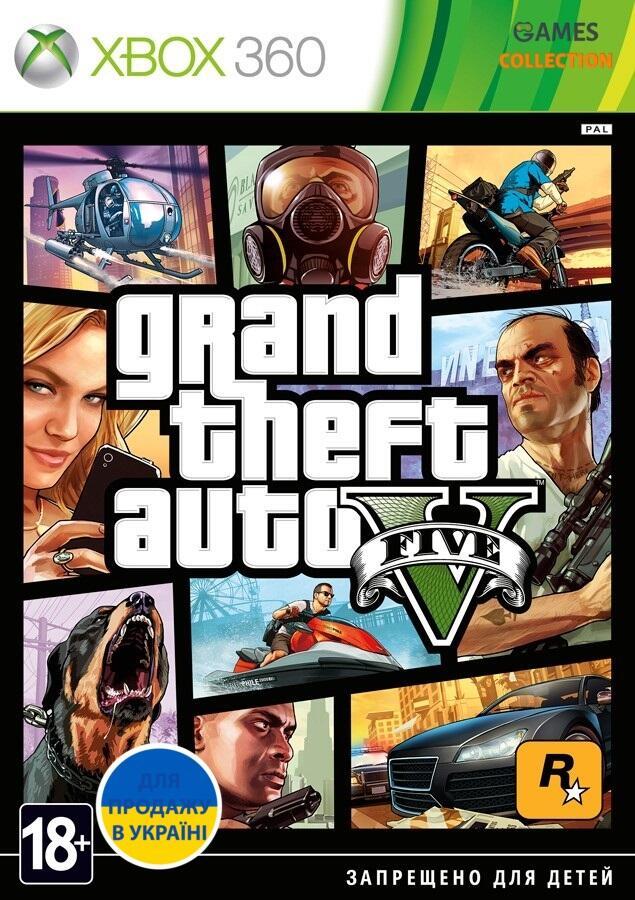 Grand Theft Auto V (XBOX360)-thumb