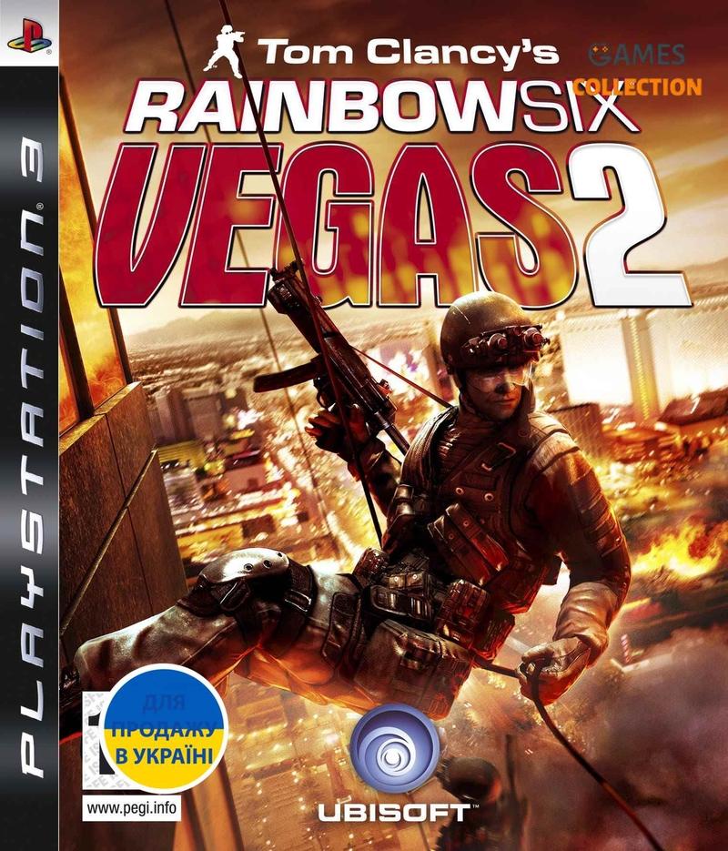Tom Clancy's Rainbow Six: Vegas 2 (PS3)-thumb