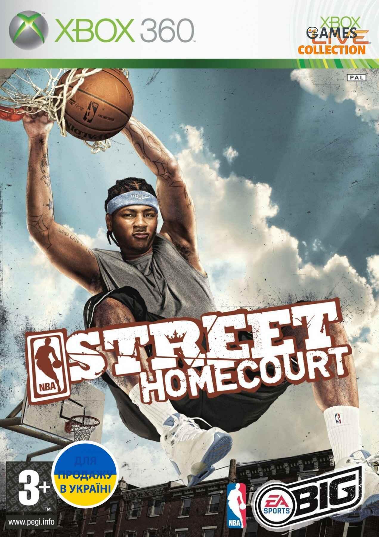 NBA Street Homecourt(XBOX360)-thumb