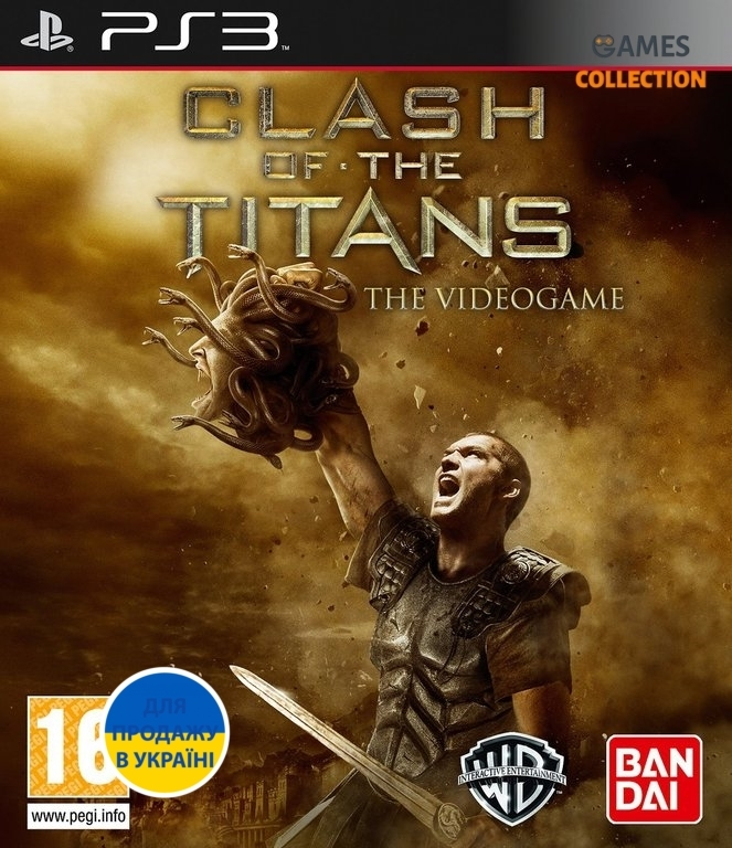 Clash of the Titans (PS3)-thumb
