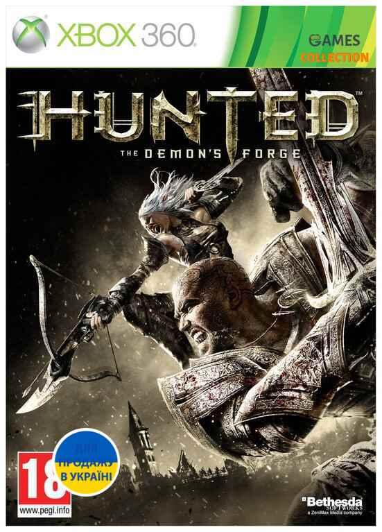 Hunted: The Demon's Forge(XBOX360)-thumb