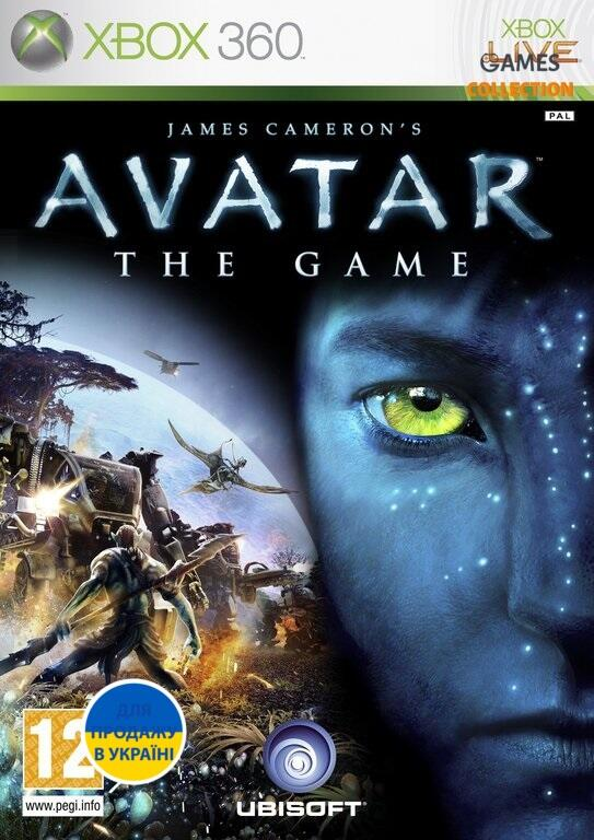 James Cameron`s Avatar: The Game(XBOX360)-thumb