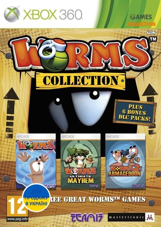 Worms Collection(XBOX360)-thumb