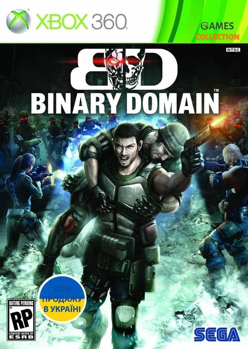 Binary Domain (XBOX360)-thumb