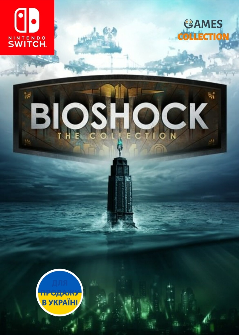 Bioshock: The Collection (Switch)-thumb