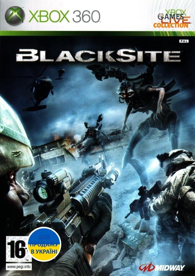 BlackSite: Area 51 (XBOX360)-thumb