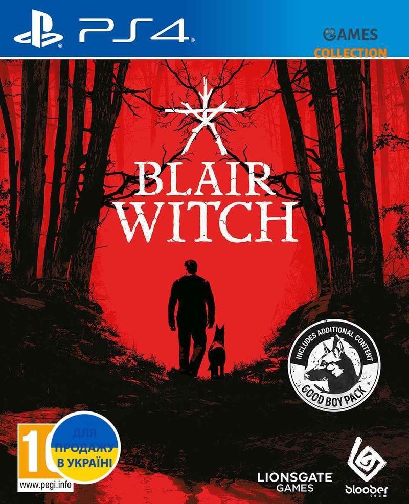 Blair Witch (PS4) Русские субтитры-thumb