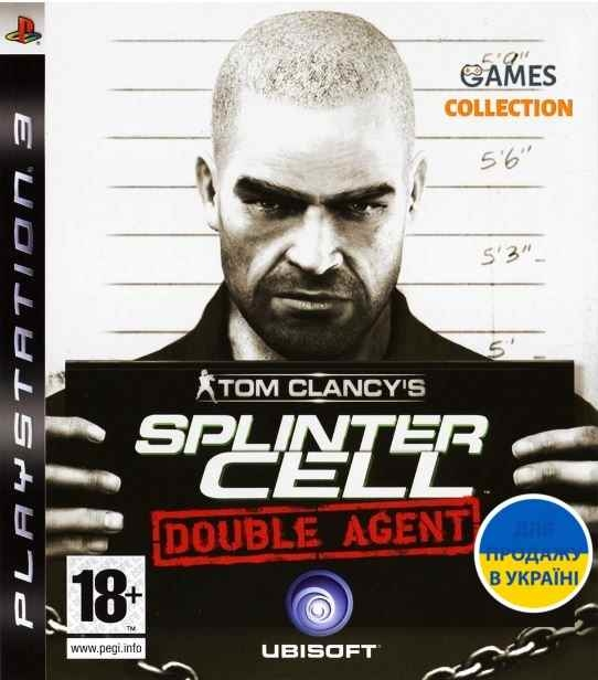 Tom Clancy's Splinter Cell: Double Agent (PS3)-thumb
