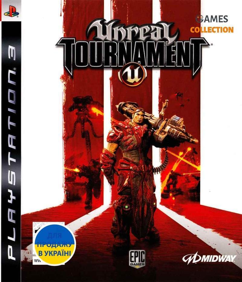 Unreal Tournament III (PS3)-thumb
