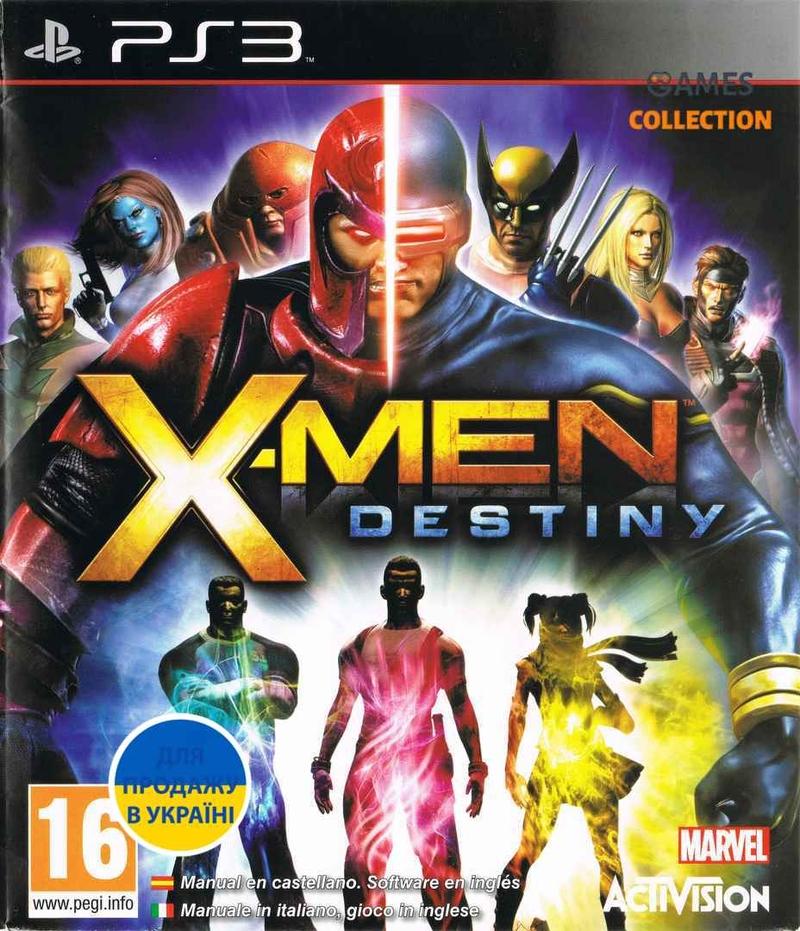 X-Men Destiny (PS3)-thumb