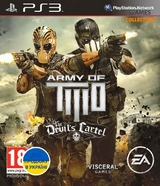 Army of TWO: The Devil`s Cartel (PS3)-thumb