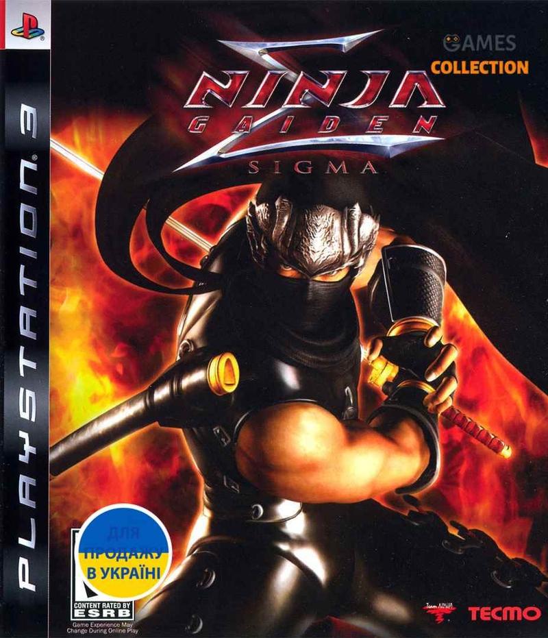 Ninja Gaiden Sigma (PS3)-thumb