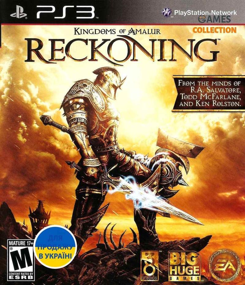 Kingdoms of Amalur: Reckoning (PS3)-thumb