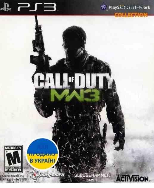 Call Of Duty: Modern Warfare 3 (PS3)-thumb