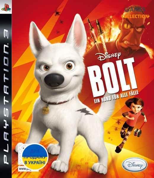 Вольт (Bolt) (PS3)-thumb