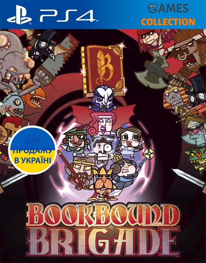 Bookbound Brigade (PS4)-thumb