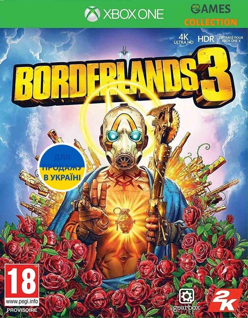 Borderlands 3 (XBox One)-thumb