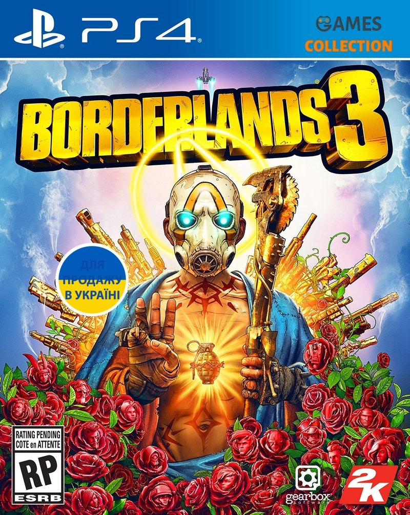 Borderlands 3 (PS4)-thumb