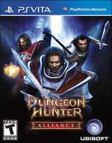 Dungeon Hunter (PS Vita)-thumb