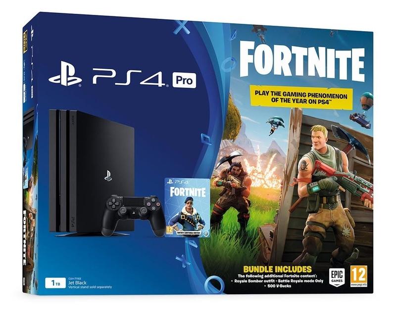 PS4 Pro 1TB Fortnite Battle Royale Bundle-thumb