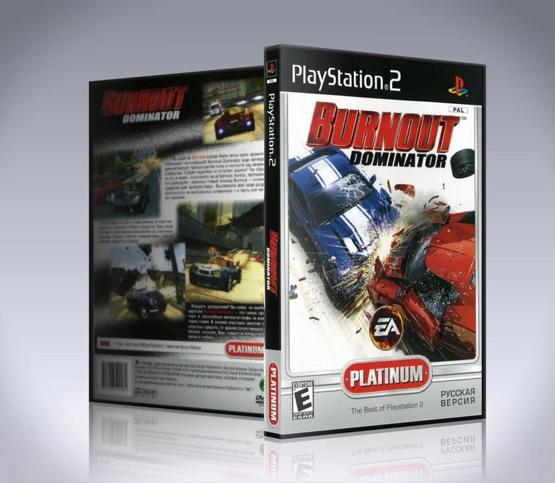 Burnout Dominator (PS2)-thumb