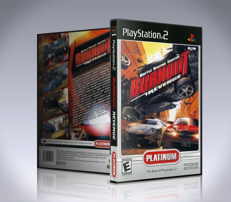 Burnout Revenge Gameplay (PS2)-thumb