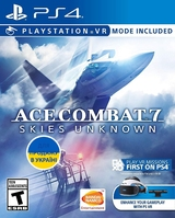 Ace Combat 7 SKIES UNKNOWN COLLECTORS EDITION (PS4)-thumb
