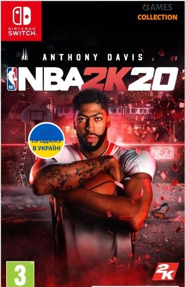 NBA 2K20 (Nintendo Switch)-thumb