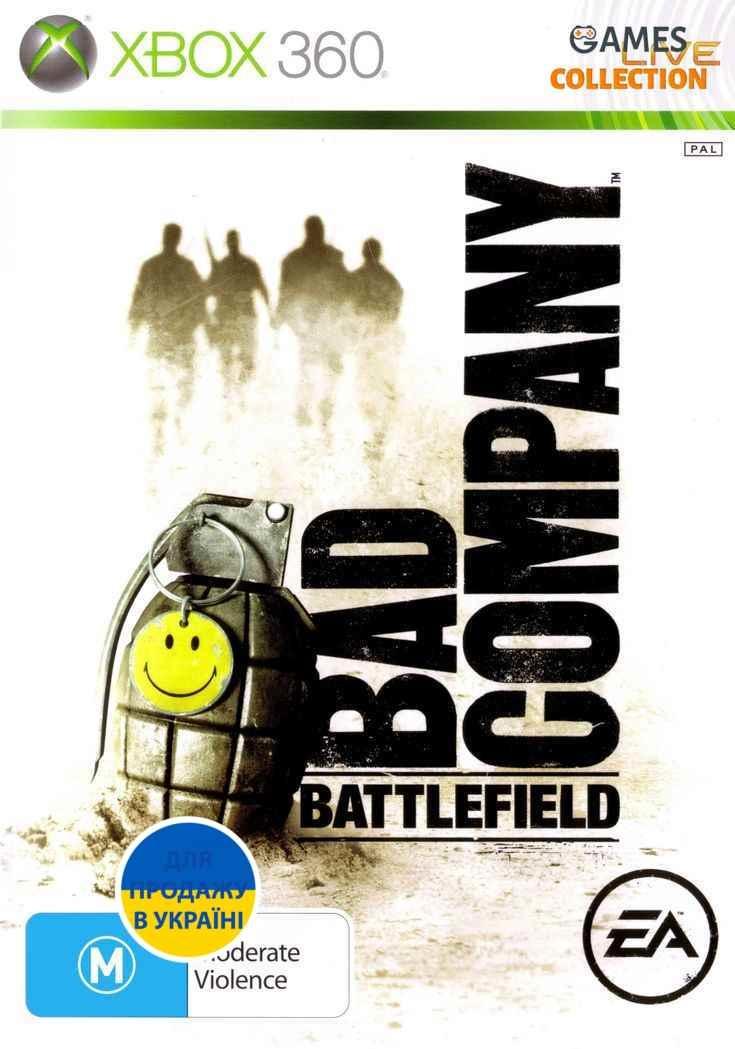 Battlefield: Bad Company (XBOX360) Лицензия-thumb