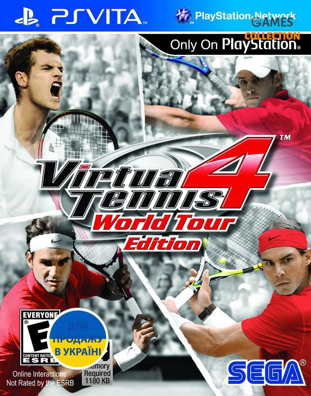 Virtua Tennis 4 (PS Vita)-thumb