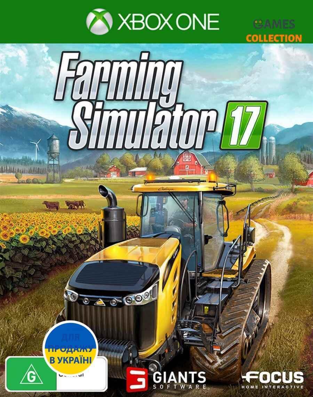 Farming simulator 2017 (xbox one)-thumb