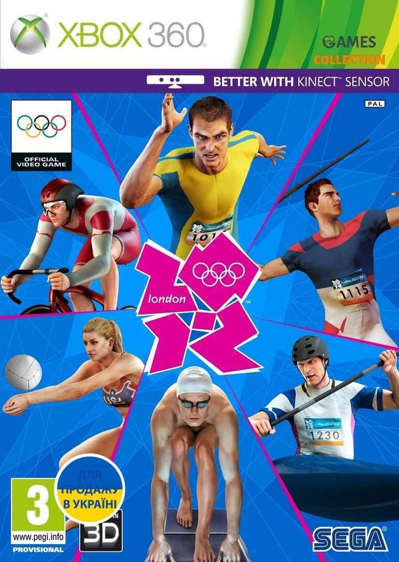London 2012 Olympics (XBOX360) Kinect-thumb