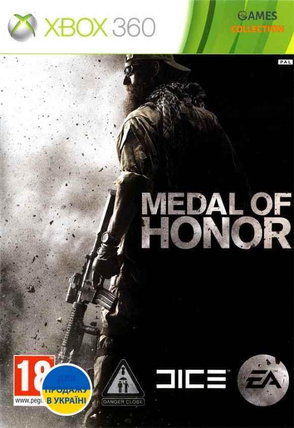 Medal Of Honor (XBOX360)-thumb