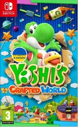 Yoshi's Crafted World (Nintendo Switch)-thumb